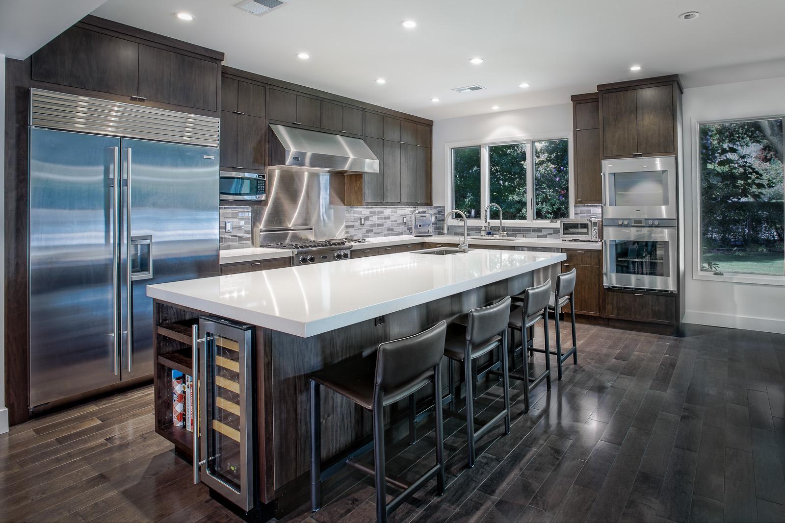 Luxury Custom Kitchens Enchanting Home Design
